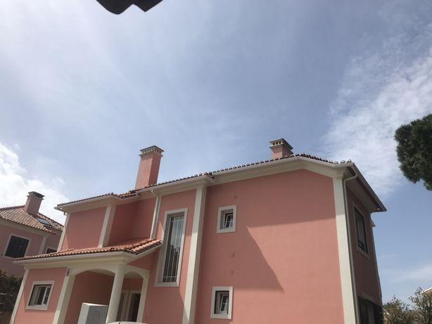 Pintura casa interior exterior todo o pais contactar 24h por dia