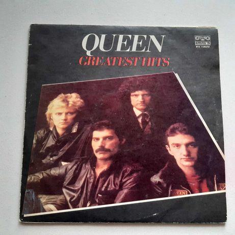 Winyl Queen Greatest Hits podwójne wydanie. 2x płyta.