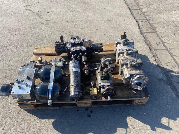 komatsu wa 320-3 pompa hydrauliczna komplet