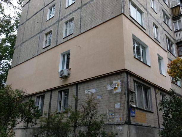 Утепление стен фасадов квартир/зданий пенопластом. Замер бесплатно!