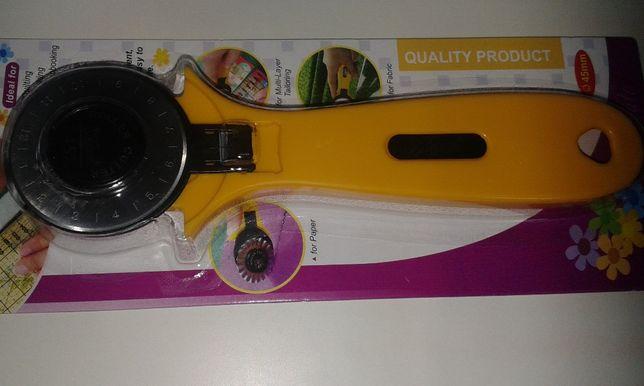 Cortador rotativo tecidos, lâmina 45mm