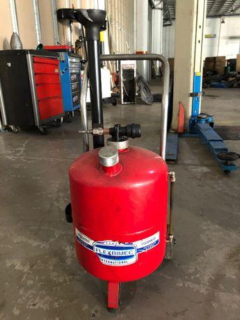 Máquina de lubrificação
