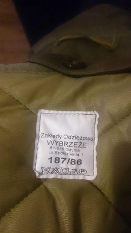 Kurtka wojskowa z podpinką, wzór 130/MON