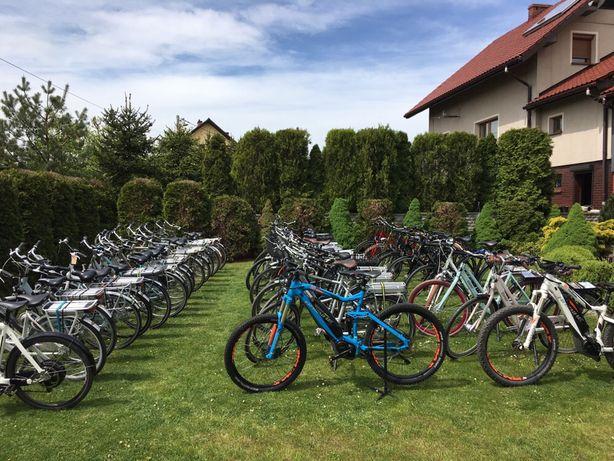 Rower elektryczny(Gazelle,Sporta,Trek,Giant,Batavus.Stromer,Spalinowy)