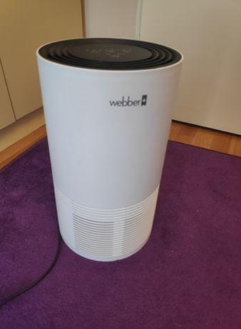 Oczyszczacz powietrza Webber AP 8115 + dodatkowy wkład filtrujący