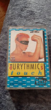 Kasety magnetofonowe Eurythmics