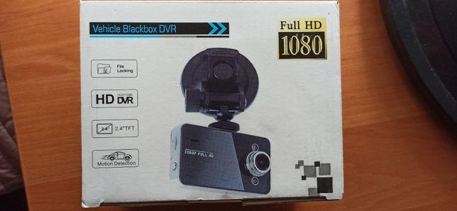Автомобильный видеорегистратор Vehicle Blackbox DVR Full HD