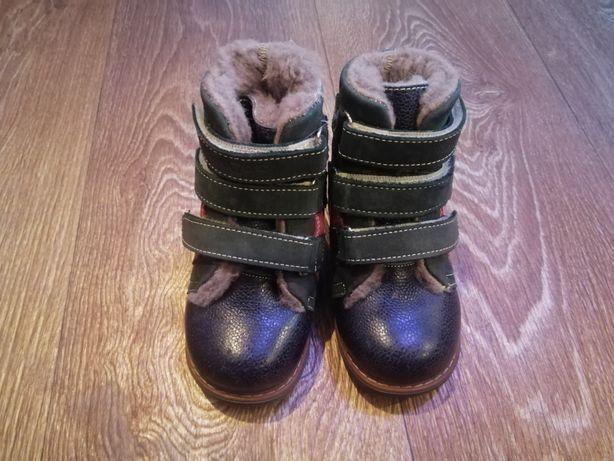 Зимние ботинки р. 23