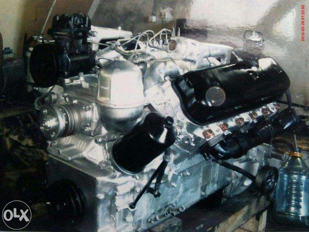 Ремонт двигателей и топливной аппаратуры.