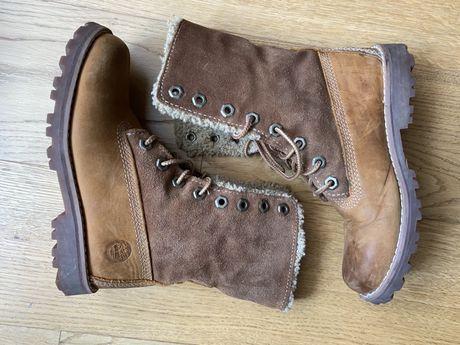 Ботинки Timberland (Crocs, Adidas, Nike)