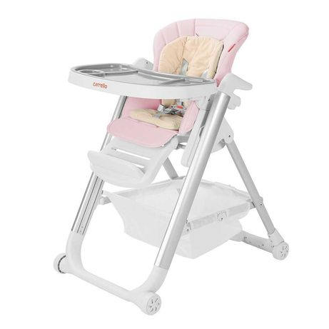 Детский стульчик для кормления  carrello concord