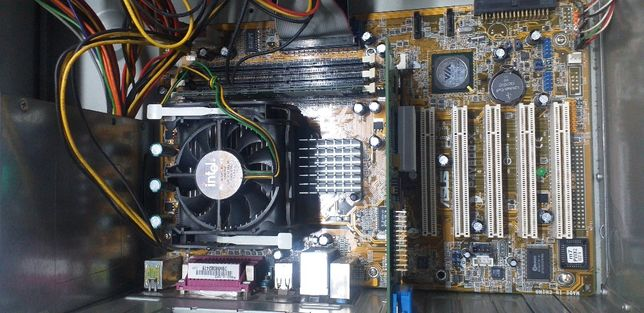 MotherBoard ASUS P4V800-X