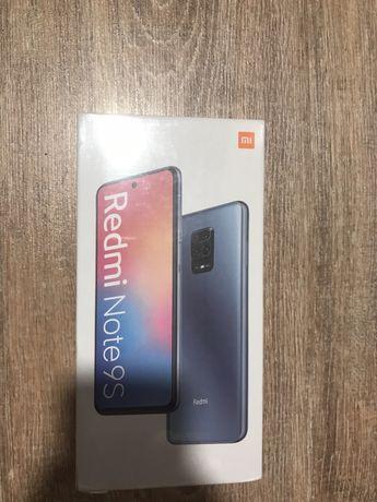 Xiaomi Redmi Note 9S 6/128 - Nowy