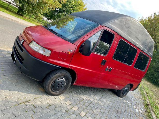 Kamper Peugeot Boxer Multivan Caperbus T5 t4 Zamiana osobowy laweta