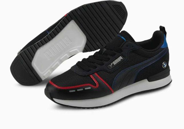 Крутые кроссовки для подростка Puma BMW