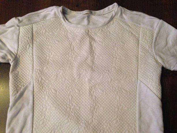 Bluza ecru biała M Reserved