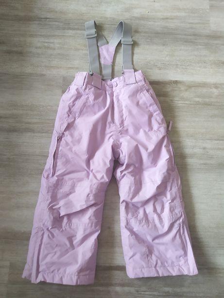 Spodnie kombinezon Trespass 92-98 na śnieg