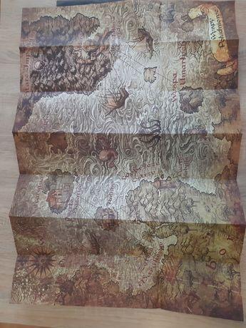 ASSASSIN'S  CREED  III mapa i inne
