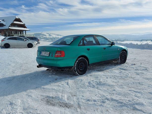 Audi A4 1.8T quattro 4x4 w pełni sprawne LPG