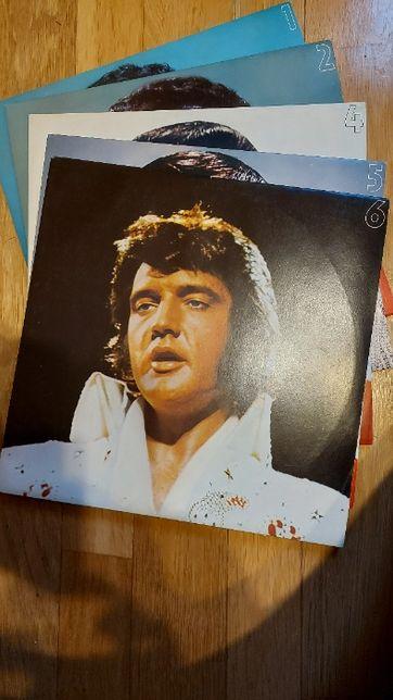 Elvis Presley. Llvis Presley's Greatest Hits, vol. 1, 2, 4, 5, 6, bdb+