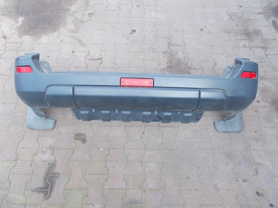 Zderzak tył Nissan X-TRAIL T30 2,2 DCI Leszno - image 1