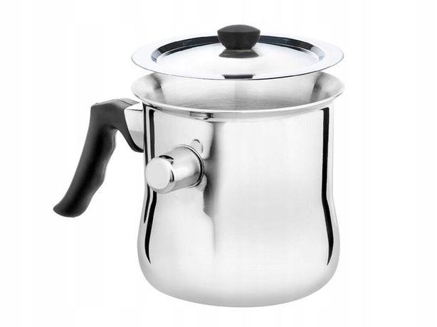 GARNEK do Gotowania MLEKA 2.0 L GAZ indukcja