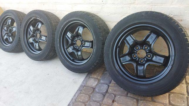 Диски R16-Opel ASTRA,VECTRA-ZAFIRA R16 5х110 6.5J ET39+резина зима 205