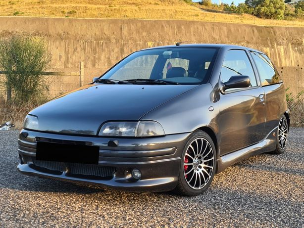 Fiat Punto GT turbo