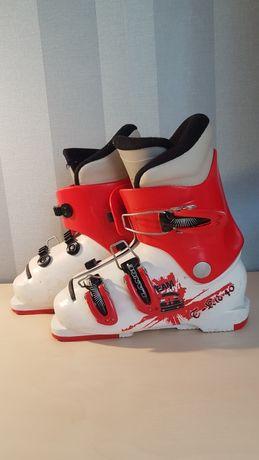 Детские лыжные ботинки детские лыжи