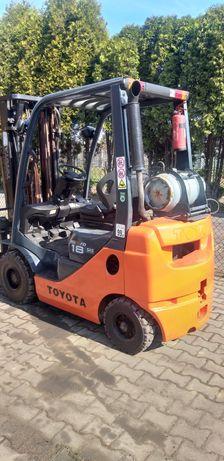 Wózek widłowy Toyota FGF 18