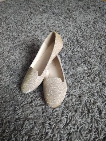 baletki, buty ślubne NOWE
