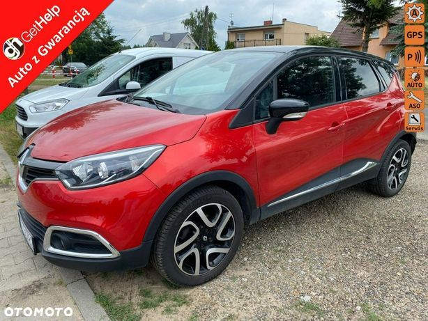 Renault Captur Navi, klimatronic, automat, gwarancja!