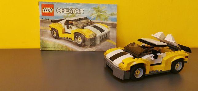 LEGO CREATOR 31046 Samochód wyścigówka OKAZJA