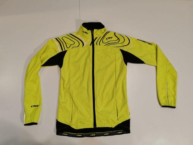 Kurtka OW OneWay SoftShell rowerowa,158/164,wiatrówka,roz.XS/S/160