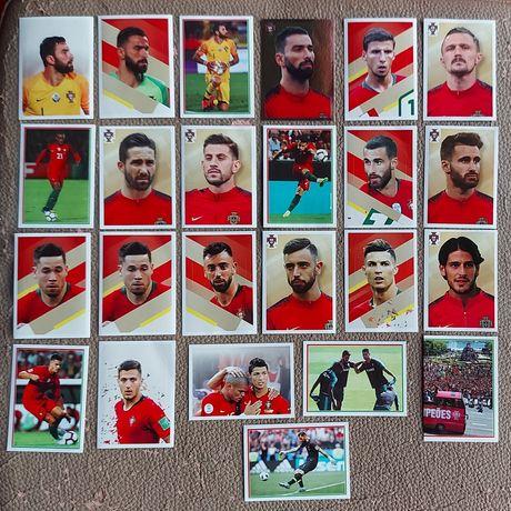 Cromos Fome de Vencer Seleção Portuguesa (EURO 2020)