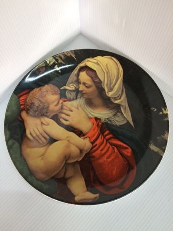 Prato Natal Vista Alegre 1995