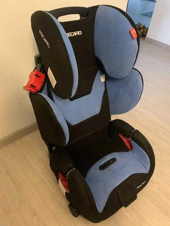 Детское автокресло Recaro young sport 9-36 кг. 1-2-3 группа