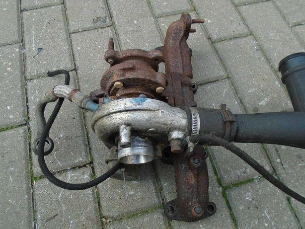 Turbina Turbosprężarka 1.9tdi 90km golf passat sharan 0281_357010