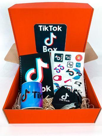 """Подарочный набор TikTik Box ТикТок Бокс """"Mini Box"""" маска чашка"""