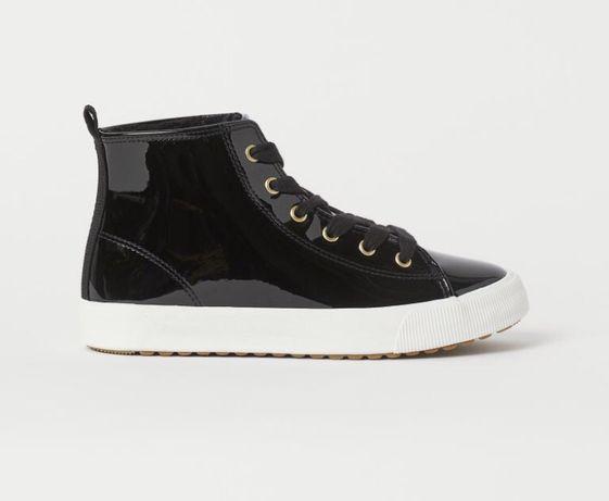 Sportowe buty ocieplane h&m