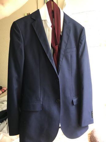 Продам костюм Savari синего цвета