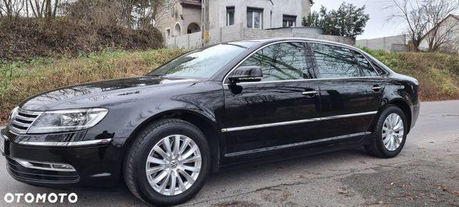 Volkswagen Phaeton z Niemiec full opcja jasne skóry