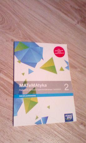 Matematyka 2 nowa era podręcznik zakres podstawowy