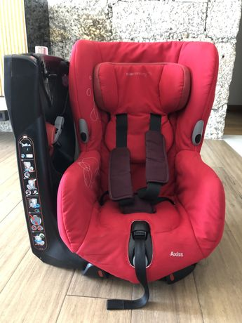 Cadeira Auto Bebe Confort Axiss Rotativa
