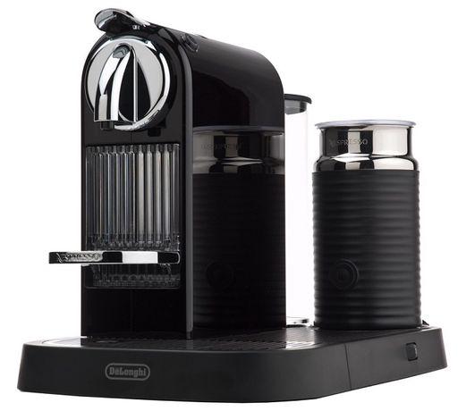 Ekspres do kawy• DeLonghi Nesspresso ciśnieniowy Kapsułki