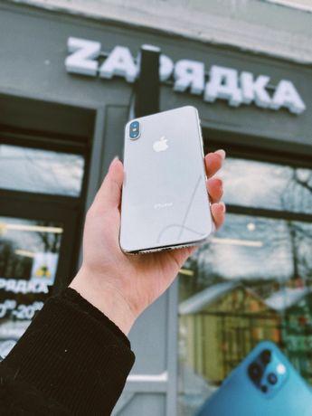 Вживаний iPhone X 64Gb / 256Gb з гарантією від Zарядка