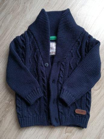 Sweterek Debenhams 0-3 miesiące rozmiar 62