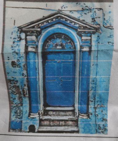 Malowanie po numerach Drzwi