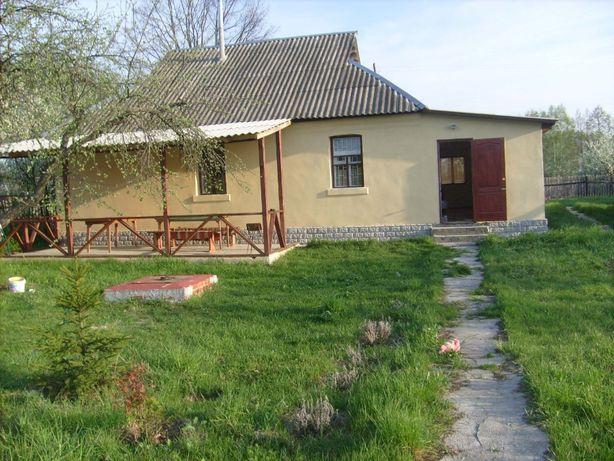 Продам дом + гостевой домик+ баня в селе -Вышгородский район