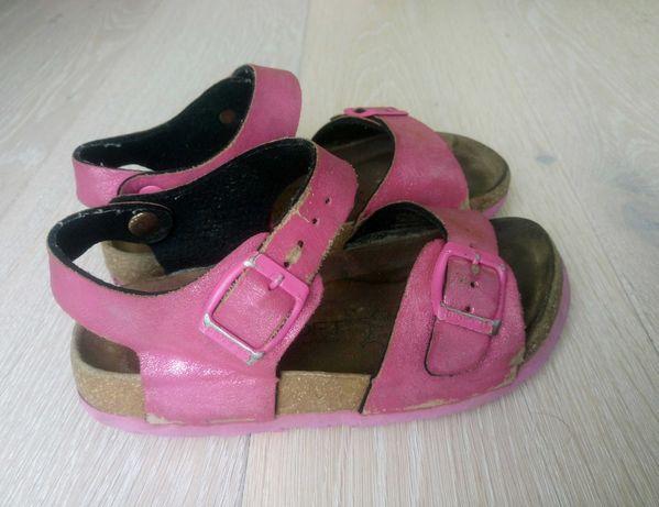 Buty sandały BioSoft dla dziewczynki rozm. 30